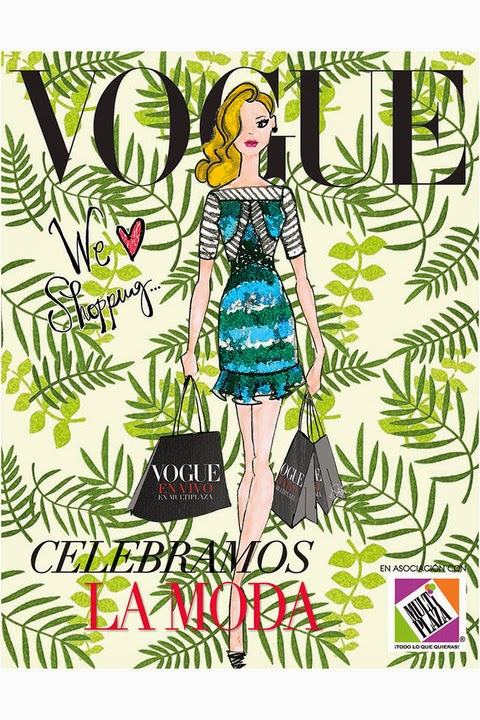 (Outfit + Evento) VOGUE EN VIVO MULTIPLAZA 2014