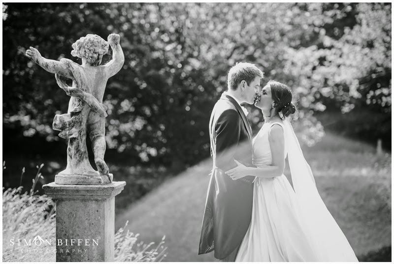 Polesdon Lacey wedding photography