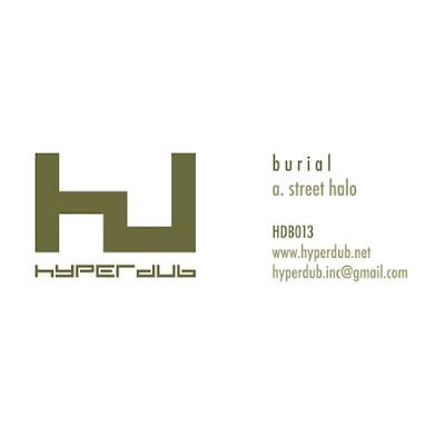 Burial - Street Halo EP