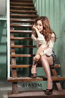 Nine Muses Sera Maxim Korea Pictures 5