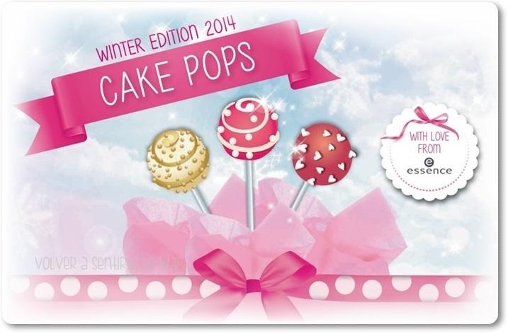 ESSENCE - Cake Pops - Cremas de Manos {Noviembre - Diciembre 2014}