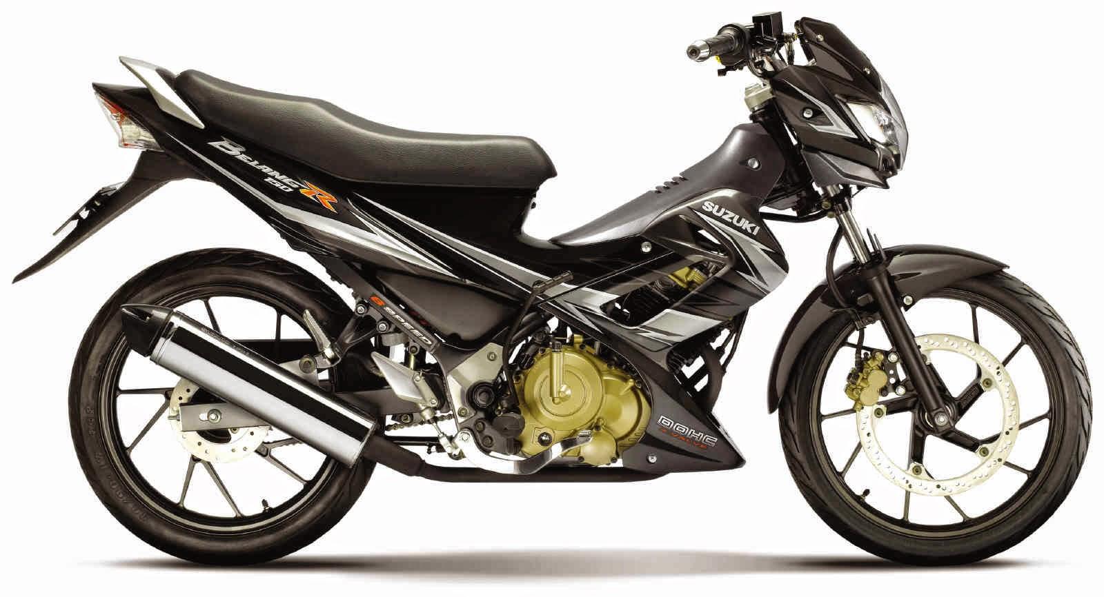 Daftar Harga Cicilan Kredit Motor Suzuki Terbaru 2014