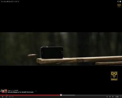 Ini yang Terjadi Jika Layar Galaxy S5 Ditembak Sniper