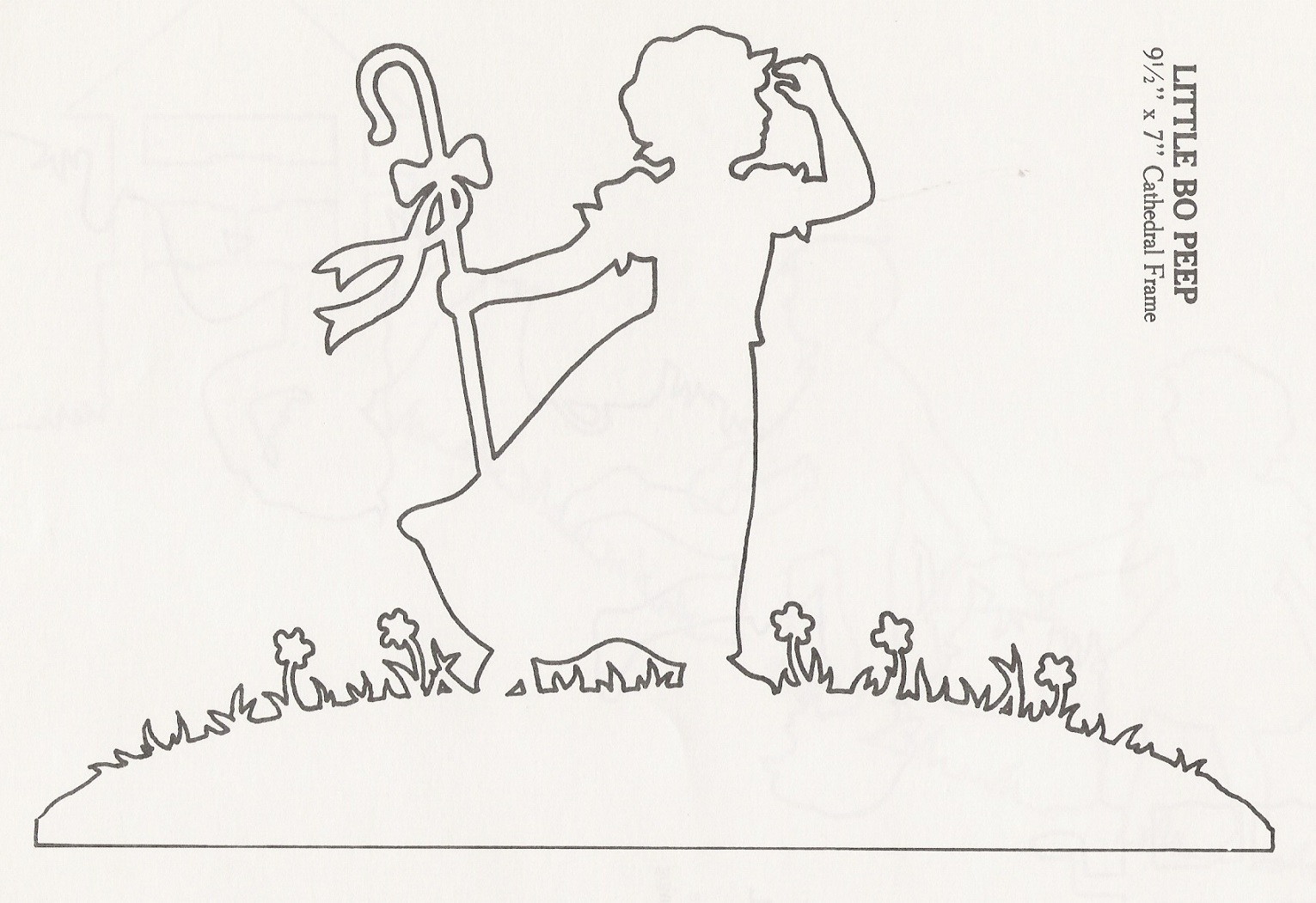 inkspired musings: Little Bo Peep Nursery Rhymes with Mother Goose