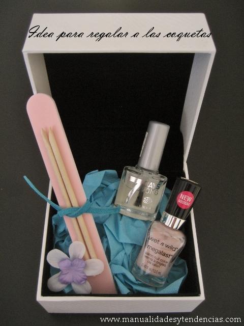 Idea regalo para coquetas / Gift idea for the beauty lovers / idée cadeau pur coquettes
