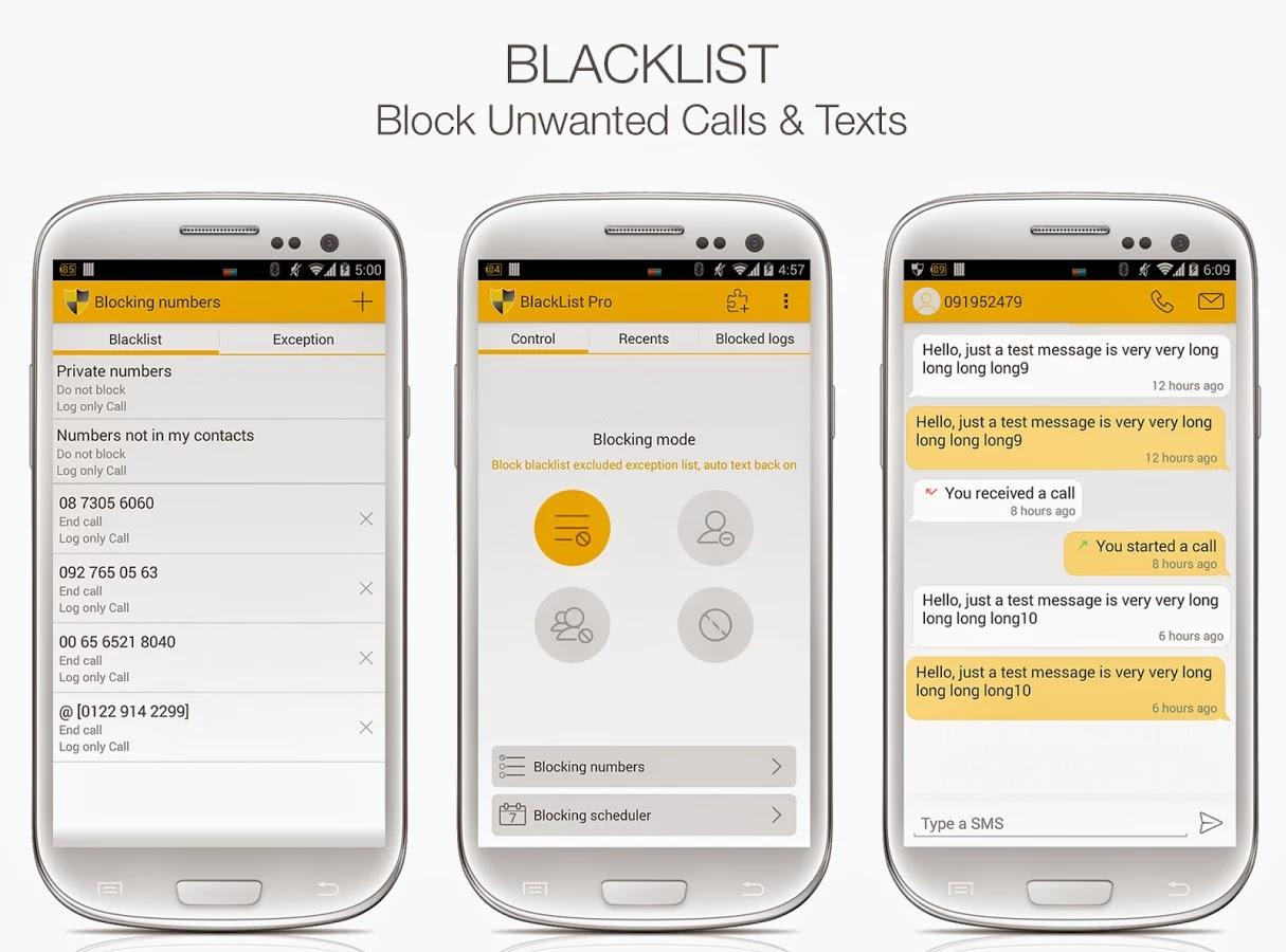 BlackList PRO v4.4.337