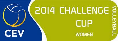 2014 CEV Volleyball Challenge Cup - Women