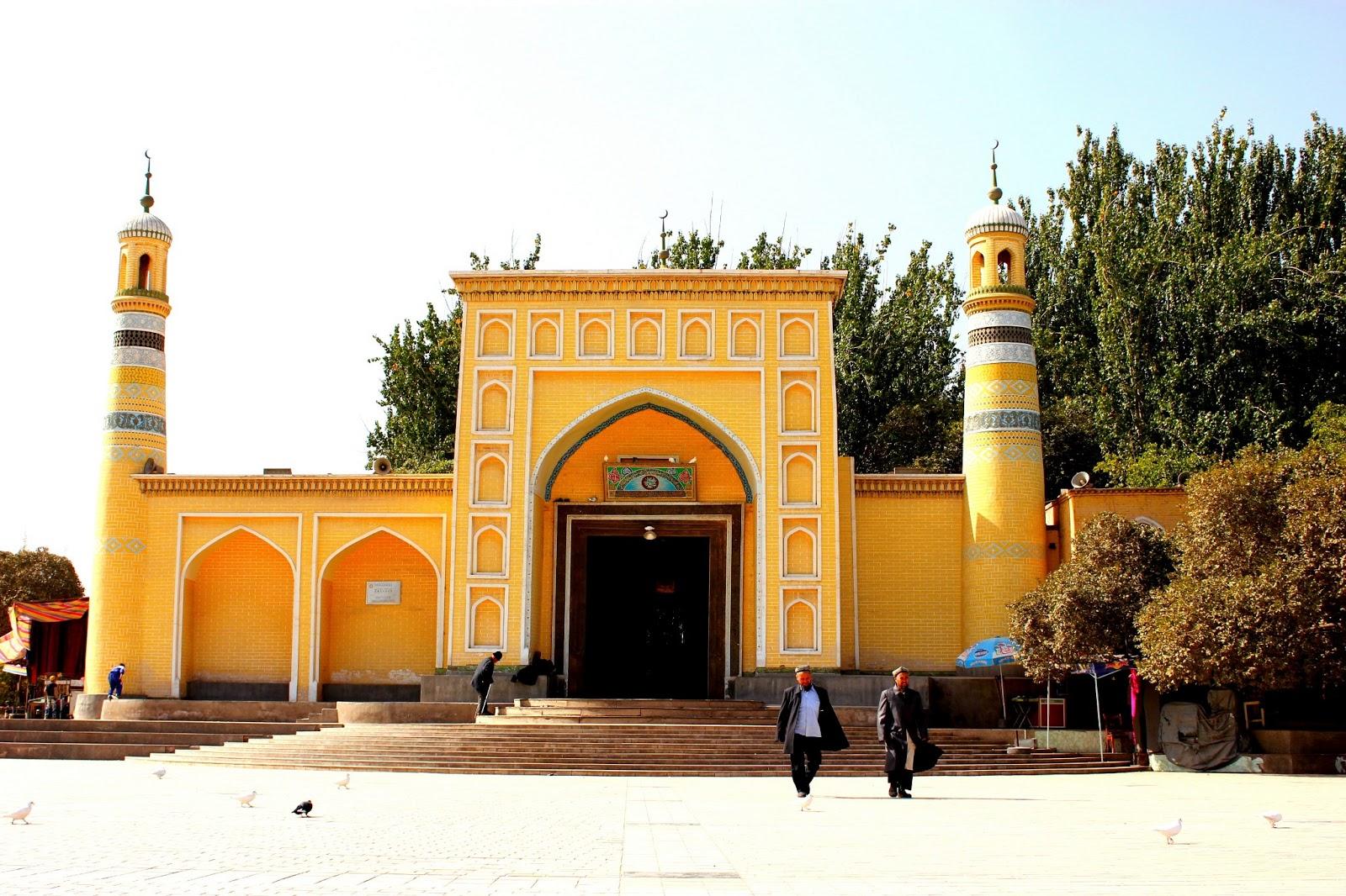 Картинки по запросу national geographic id kah mosque