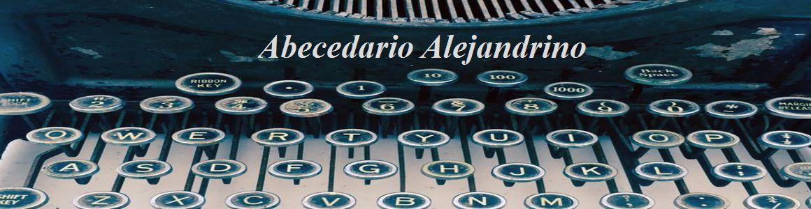 Abecedario Alejandrino