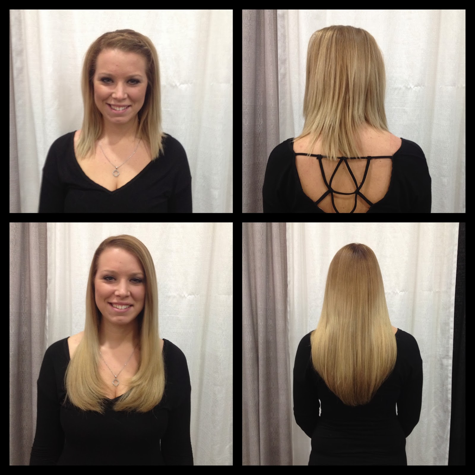 Hotheads Hair Extensions October 2013