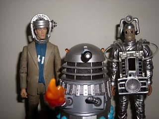 Doctor Who Enemies of the First Doctor Collectors' Set