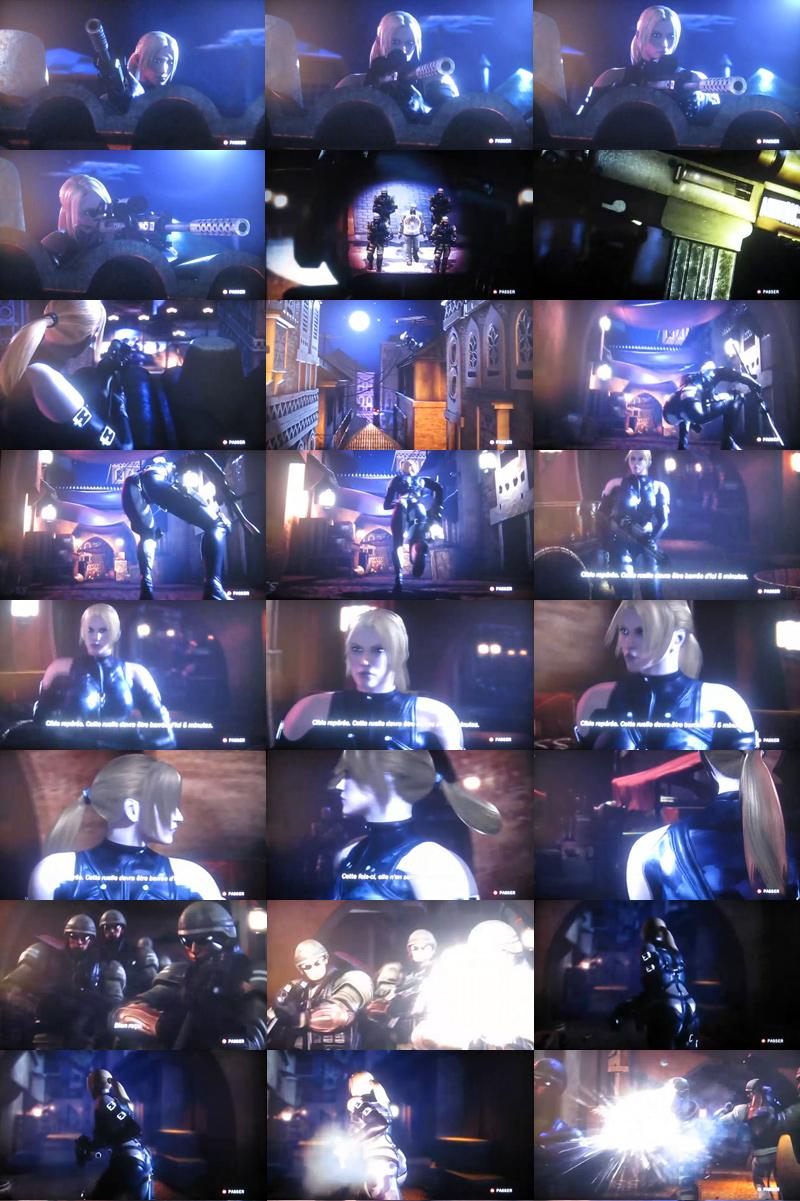 Tekken CGI Movie Render