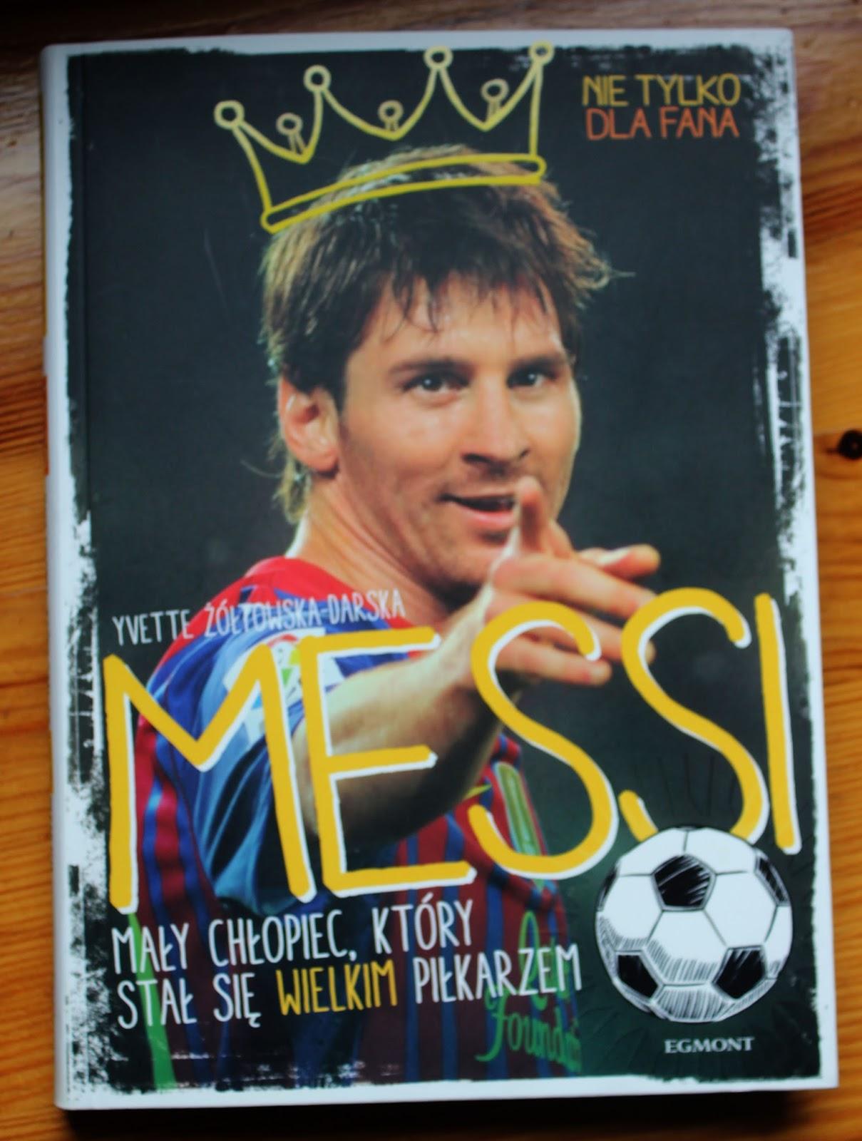 Biografia Leo Messiego dla dzieci