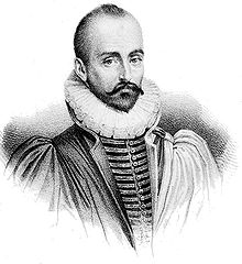 Michel de montaigne essay of the inconsistency of our actions