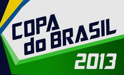 TABELA COPA DO BRASIL 2013