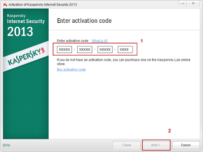 Kaspersky Internet Security 2013 – 90 Day Activation