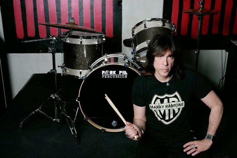 Marky Ramone + Ataque 77