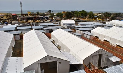 Liberia Kini Buka Pusat Perawatan Ebola Terbesar di Dunia