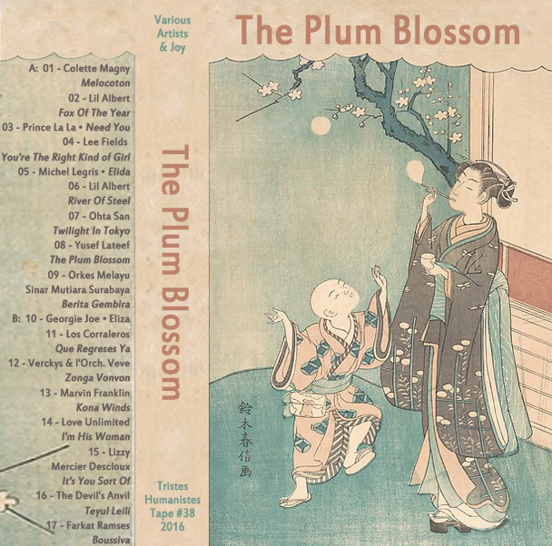 TH#38 - THE PLUM BLOSSOM