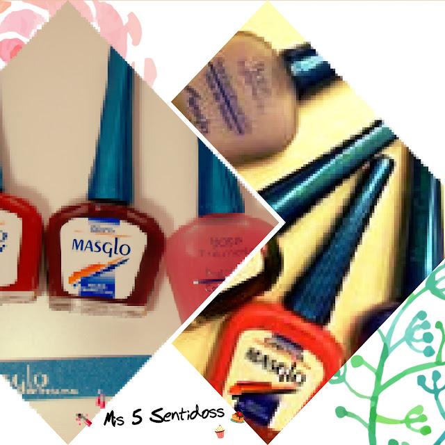Esmaltes Masglo, Bonitos y duraderos