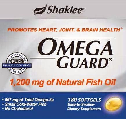 omega shaklee