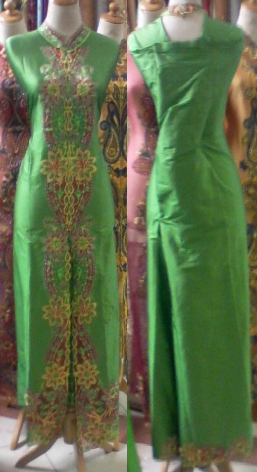 ... www.kebayagayatex.com/2013/03/kebaya-bahan-bordir-model-gamis-004.html