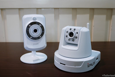 IPUX Wireless Day & Night Network Camera