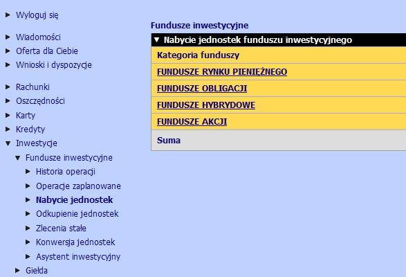 Jak kupić fundusze inwestycyjne w mBanku