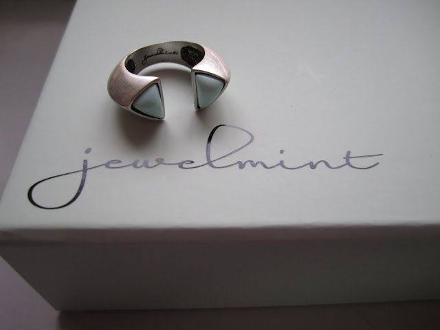 JewelMint Aqua Bomb Ring Review