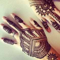 new mehndi design 2015