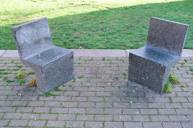 London bench Streatham