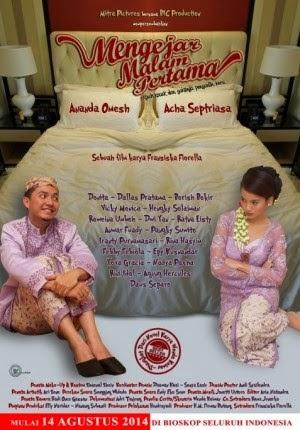 Review Film Mengejar Malam Pertama 2014