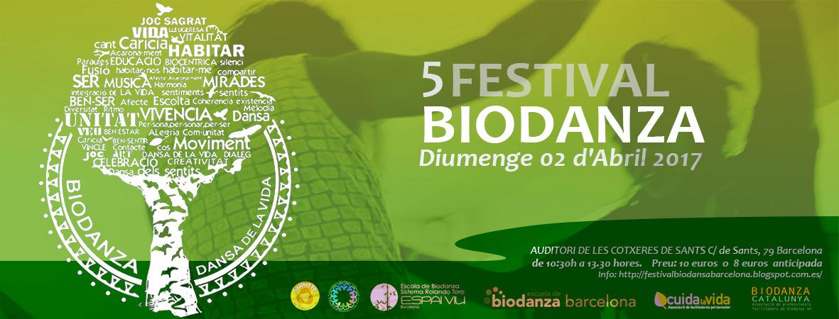 Festival de Biodanza a Barcelona