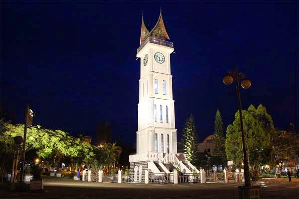 Nama Nama Tugu Dan Monument Di Sumatera Barat