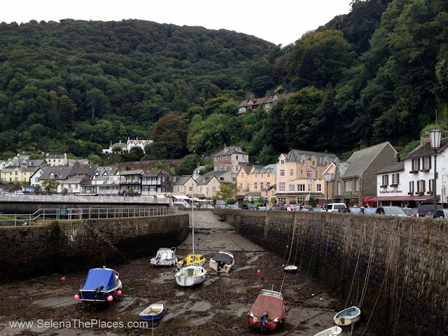 Lynton & Lynmouth, Devon, UK