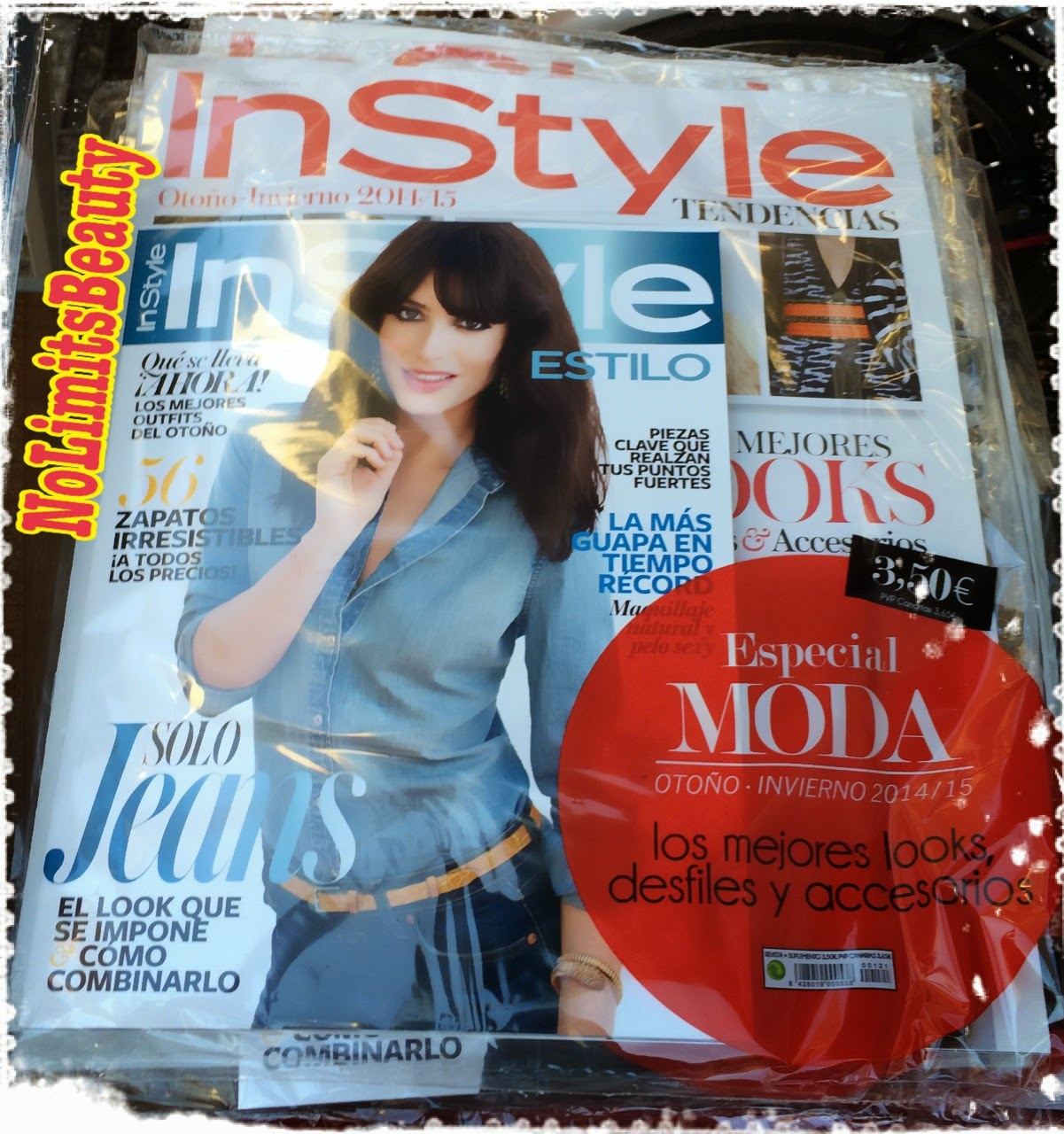 Regalos revistas septiembre 2014: In Style