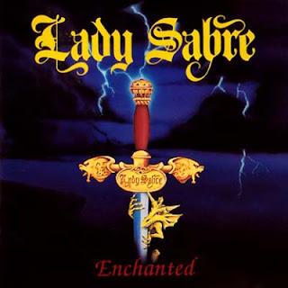 Lady Sabre - Enchanted (1989)
