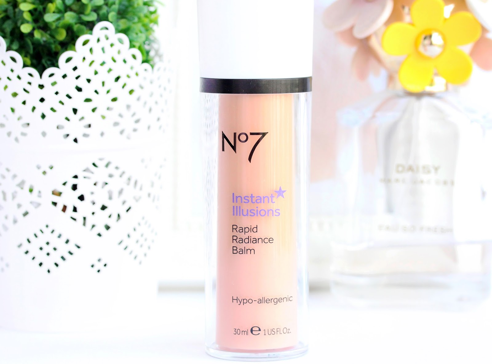 No7 Instant Illusions Rapid Radiance Balm