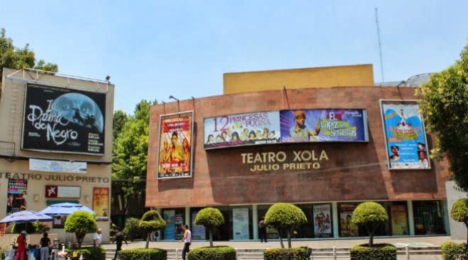 Teatro Julio Prieto