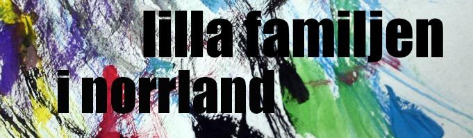 lilla familjen goes norrland