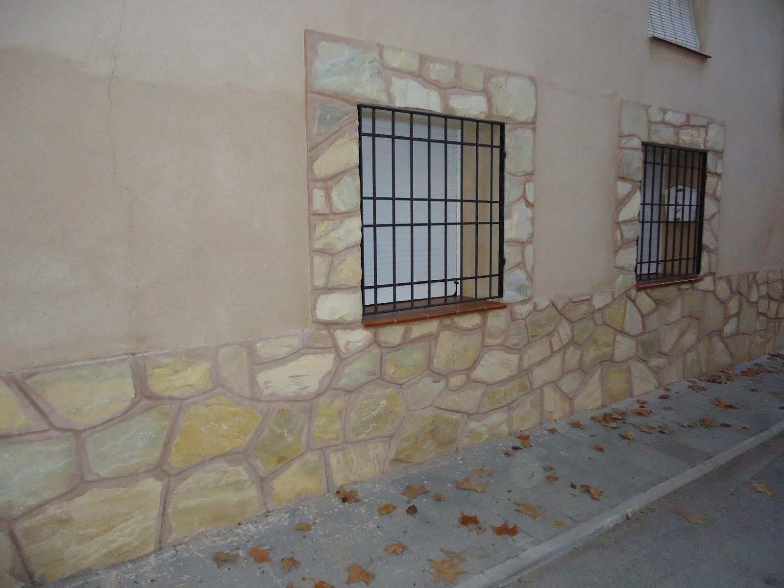 Construcciones confonel s l galer a - Zocalo pared ...