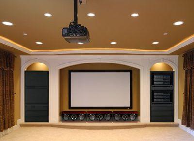 Modern cabinet design home theater furniture - Home theater cabinet design ...
