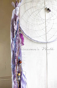 my shabby romantic dream catchers ~ email me to order