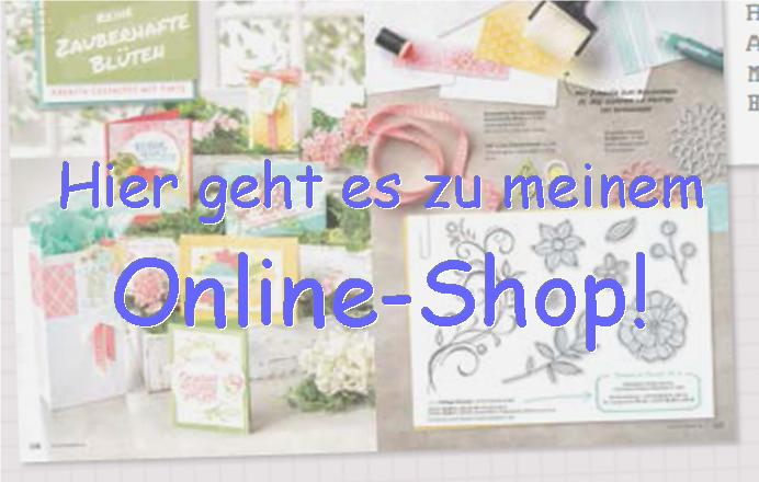 Hier könnt ihr direkt in meinem Stampin' Up! Online-Shop einkaufen...