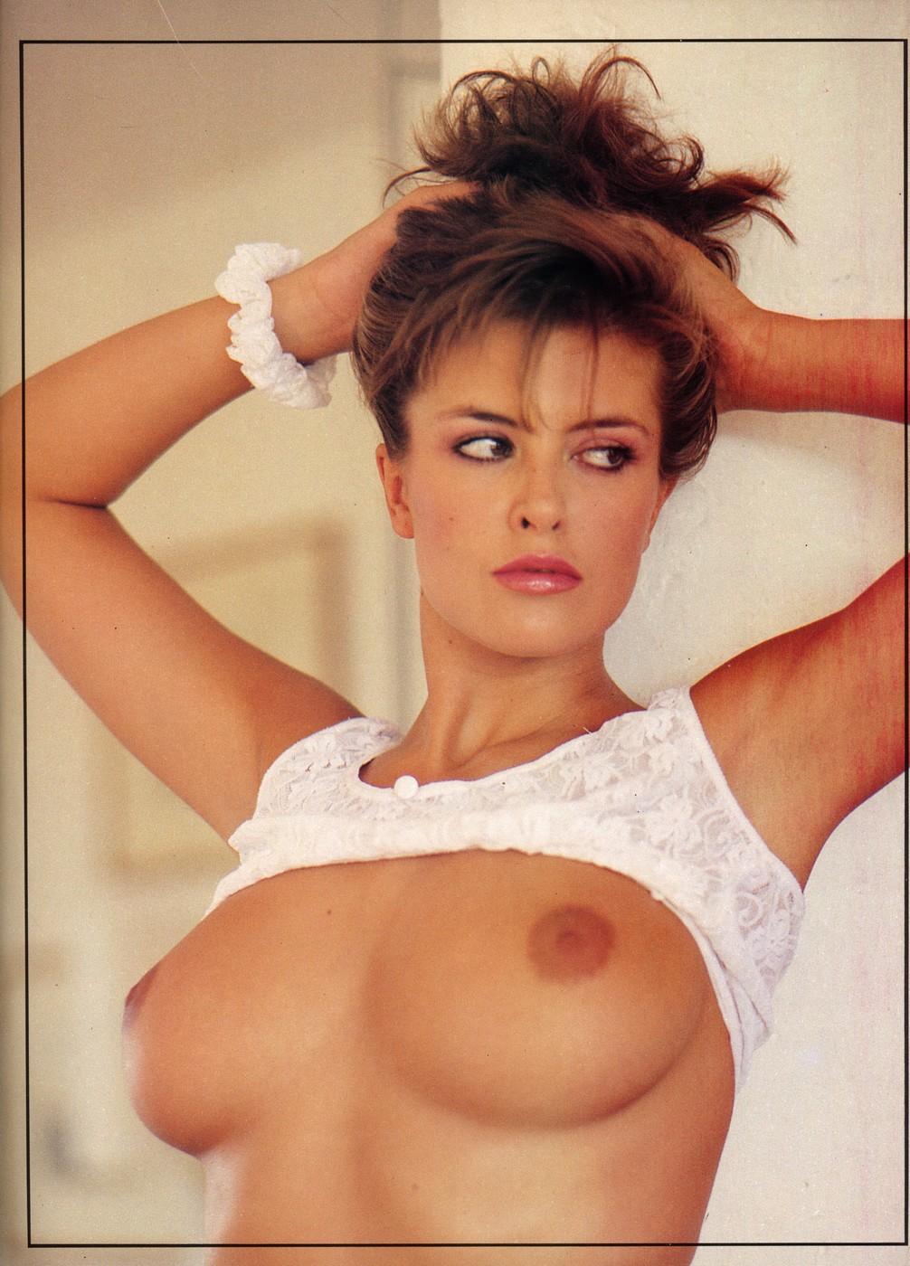 Playboy Playmates Leola Bell Nude