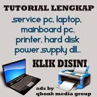 Servis Laptop Tutor