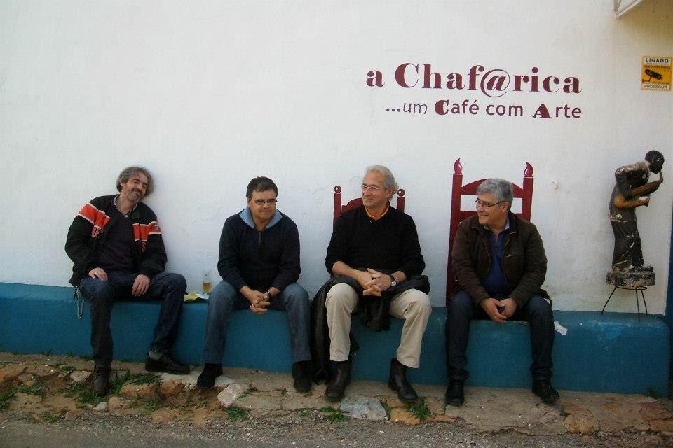 Cadeira da Fama com ZéManel e os Mão D'obra e JoséBívar