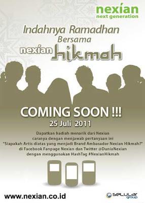 Harga Nexian Hikmah Ramadhan Spesifikasi