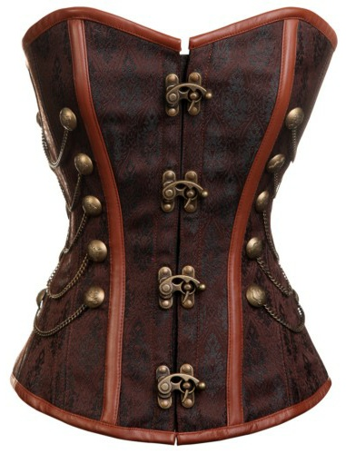Dishfunctional Designs: Of Corset's Tight! Vintage to ...