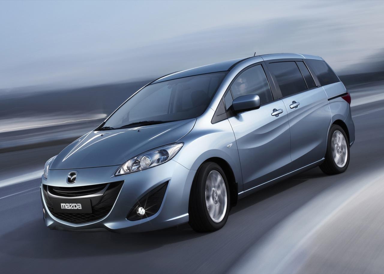 Mazda5 sport 2012